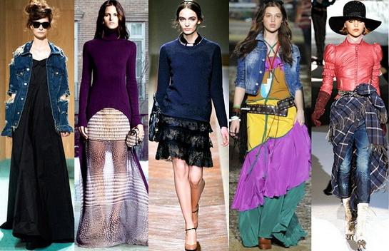 Стиль фьюжн (fusion) в одежде — это стильно, модно, современно